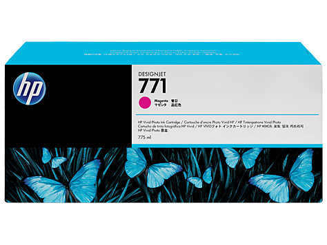 HP 771 775-ml Ink Cartridge - Magenta