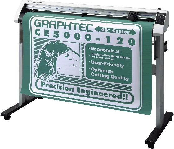 Graphtec 48 Wide E Class Cutter With Stand