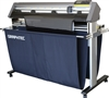 "GRAPHTEC 48"" Wide E- Class cutter for automotvie aftermarket with stand, media catch basket, etc."