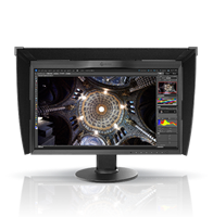 "Eizo ColorEdge CG248-4K 23.8"" LCD Monitor (Bundled with Hood)"
