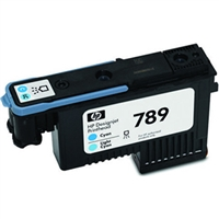 HP 789 Cyan and Light Cyan Printhead for Designjet L25500