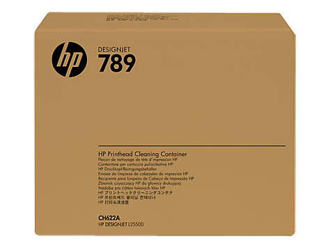 HP 789/792 Printhead Cleaning Container for Designjet L26100, L26500, L28500