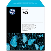 HP 762 Black Designjet Maintenance Cartridge