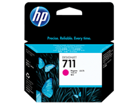 HP 711 29-ml Magenta DesignJet Ink Cartridge for DesignJet T120, T520
