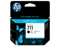 HP 711 Black 80-ml ink cartridge for T120, T520