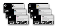 HP 831A Cyan Ink Cartridge 775ml for HP Latex 310, 315, 330, 335, 360, 365, 560