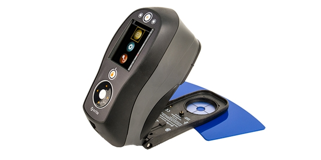 Ci64 - Dual Aperture (4 & 8mm switchable) Sphere Spectrophotometer with UV