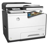 HP PageWide Pro MFP 577dw Printer