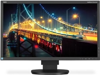 NEC MultiSync EA244UHD - Widescreen LCD Black Monitor
