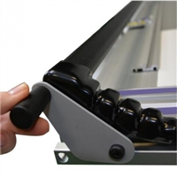Keencut Lift and hold system for Flexo Plate Cutter