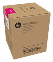 HP 882 5-liter Magenta Latex Ink Cartridge for R2000