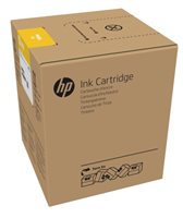 HP 882 5-liter Yellow Latex Ink Cartridge for R2000