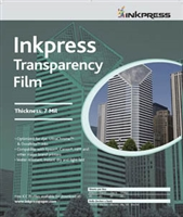 "INKPRESS Transparency Film 8.5""x11"" 50 Sheets"