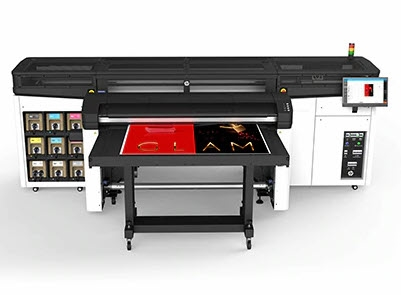 HP Latex R1000 Plus Rigid Printer 64 in