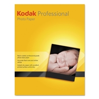 KODAK PROFESSIONAL Inkjet Photo Paper, Glossy Finish 13x19 20 Sheets