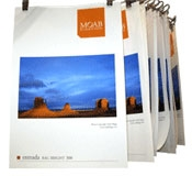"MOAB PAPER Moab Digital Fine Art Sample Pack 8.5""x11"" 30 Sheets"