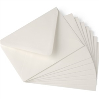 "Moab Paper Bright White Entradalopes 250 Count A7 (5.25"" x 7.25"") 120gsm Envelopes"