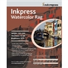 "Inkpress Watercolor Rag 200gsm 11"" x 17"" - 25 Sheets"