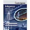 "Inkpress Metallic Paper Gloss 255 gsm, 10 mil 24""x100' roll"