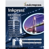 "Inkpress Metallic Paper Satin 255 gsm, 10 mil 8.5""x11"" 50sheets"