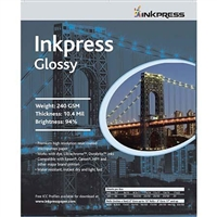 "INKPRESS Glossy 4""x6"" 100 Sheets"