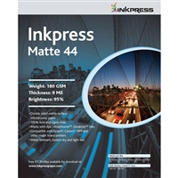 "Inkpress Duo Matte 44 2-Sided 8.5"" x 11"" - 50 Sheets"