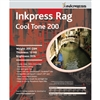 "Inkpress Rag Cool Tone 200 2-Sided 11"" x 17"" - 25 Sheets"
