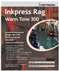 "Inkpress Rag Warm Tone 300 gsm, 60""x50ft, Roll"