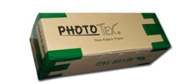 "PHOTO-TEX Removable Adhesive Fabric 42""x80'' 240gsm Roll"