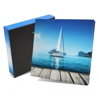 "Adventa QuickPro ArtWrap, 12""x12"" (view size) includes a back, 12 per box"