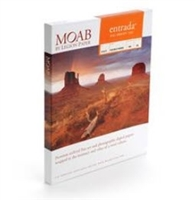 "MOAB PAPER Entrada Rag Bright 190gsm 7""x10"" 25 Sheets 5""x7"" when folded"