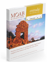 "Moab Entrada Rag Natural 190gsm 4"" x 6"" - 50 Sheets"