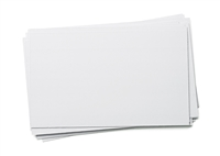 "Moab Entradalopes Natural White 190gsm 7""x10"" 100 Cards (no envelopes)"