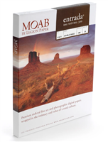 "Moab Entrada Rag Natural 300gsm 5"" x 7"" - 25 Sheets"