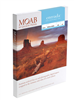 Moab Entrada Rag Textured 300gsm 8.5in x 11in - 100 Sheets
