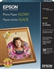 "Epson Photo Paper Glossy, 8.5"" x 11"" - 50 sheets"