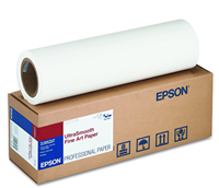 "EPSON UltraSmooth Fine Art Paper 17"" x 50' Roll"