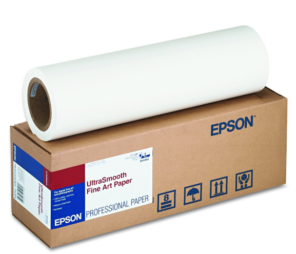 "Epson UltraSmooth Fine Art Paper 60"" x 50' Roll"