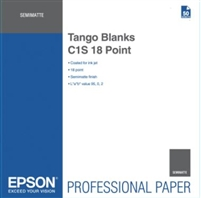 EPSON Tango Blanks C1S 18 Point 24in x 36in - 50 Sheets