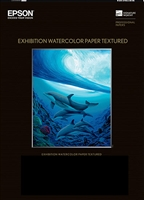 EPSON Exhibition Watercolor Paper Textured