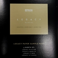 Legacy Sample Pack from Epson