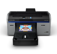 Epson SureColor F2100 DTG Printer Dark Garment White Edition