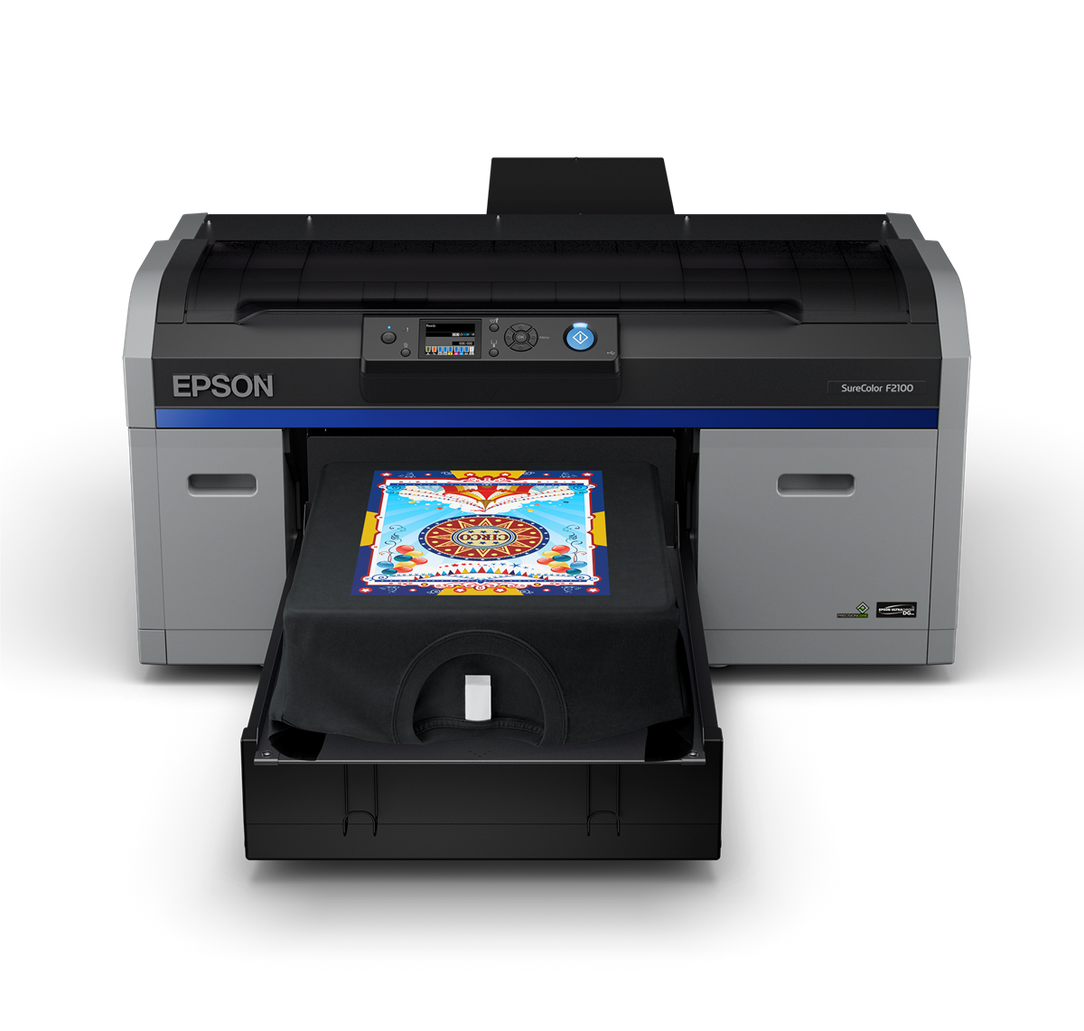 Epson SureColor F2100W White Edition Direct to Garment (DTG) Printer
