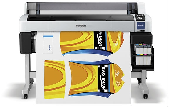 SureColor F6200 by Epson Dye Sublimation 44 Inch Printer