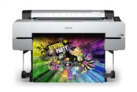 Epson SureColor P10000 Production Edition Inkjet Photo Printer gallery quality wide format inkjet prints up to 44 inches wide.