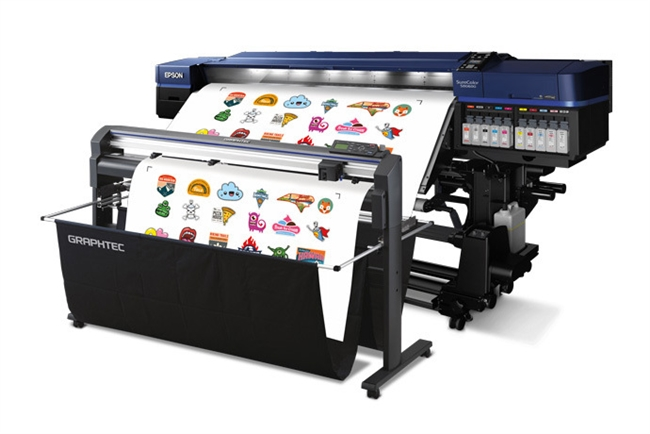 Epson SureColor S80600 Printer and Cut