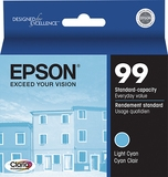 Epson 99 Claria Ink Light Cyan for Artisan 700, 710, 725, 800, 810, 825, 835 - T099520