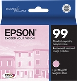 Epson 99 Claria Ink Light Magenta for Artisan 700, 710, 725, 800, 810, 825, 835 - T099620