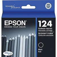 Epson DuraBrite Ultra Ink Black for Stylus NX430 - T124120