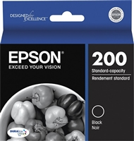 EPSON DURABrite Ultra Ink, Black - T200120